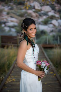 Native American Indian Styled wedding