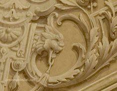 The Ornamentalist: Trompe l'oeil bas-relief