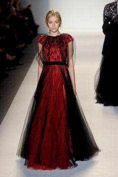 New York Fashion Week Jenny Packham 2013