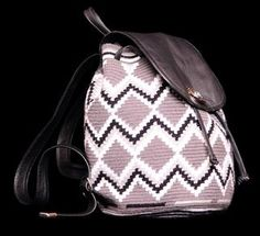 LUXCHILAS - Ethnic Handbags & Accessories - We are the proud creators of the BackChila! Mochila backpack! LUXCHILAS Always innovating! Always original!