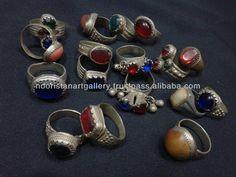 Afghan Tribal Kuchi Rings - Buy Kuchi Ring,Kochi Ring,Kuchi Jewellery Product on Alibaba.com Spicy Candy, Rings, Jewelry, Jewlery, Jewerly, Ring, Schmuck, Jewelry Rings, Jewels