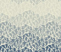And Then There Were None ( the sad tale of the Passenger Pigeon)  fabric by ceanirminger on Spoonflower - custom fabric