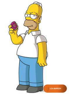 Homero Simpson.  Los Simpson - Domingos 20.30  #LosSimpsonEnFOX  www.canalfox.com/simpson