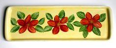 Pratos flores