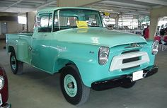 1957 International harvester a-series
