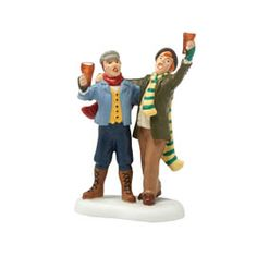 Dickens Village from Department 56 Pub Patrons Department 56, Irish Pub Decor, Dept 56 Dickens Village, Christmas Villages, Christmas Houses, Christmas Stuff, Christmas Time, Christmas Decor, Collectible Figurines