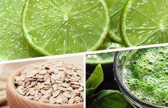 Perdre du poids avec trois aliments : le citron, l'avoine et la spiruline - Améliore ta Santé