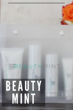 BeautyMint is one of my favorite cosmetics companies. Every skin type could benefit from using this product line. It's an individualized skincare system matching specific problems with targeted solutions. By getting to know your skin through skin care expert Nerida Joy's consultation, a customized skin care routine is developed for you. #beauty #skincare #selfcare
