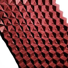 #parametric #pyramid #cubes #pattern #deformation #square #lattice #3dcubes #surfacedesign #origami #kirigami #surface #structure #scientifickirigami #folding #art #design #architecture #geometricart #geometricpattern #paper #papercraft #paperfolding