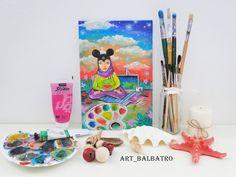 Balba inspired by Balbatro on Etsy