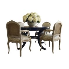 Furniture 7 ❤ liked on Polyvore featuring home, furniture, tables, dining tables, dining, dining room and filler