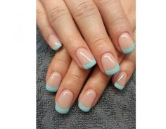 Semplice french manicure