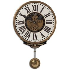 You'll love the Audrey Wall Clock at Joss & Main - With Great Deals on all products and Free Shipping on most stuff, even the big stuff.