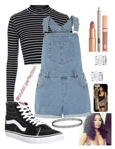 """Untitled #385"" by mindlesslovinforever21shoppinjaz on Polyvore featuring Topshop, Vans, Dorothy Perkins, Miadora and Dolce Vita"
