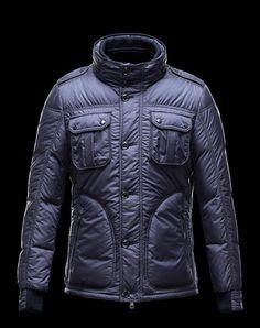 2afc592e7e70 63 Best Moncler Homme images   Jacket, Man fashion, Men s coats