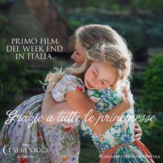 Correte al cinema a vedere Cenerentola...Al Kimya Gioielli vi accompagnerà in questo fantastico mondo!