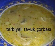 Terbiyeli tavuk çorbası özellikle bebek ve çocukların mutlaka tüketmesi gereken bir çorba türü.