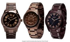 Relógios Euro 6 modelos
