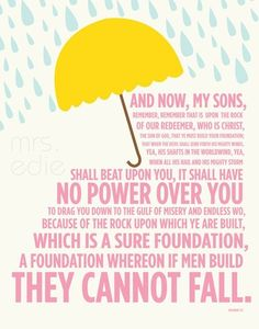 """this is my all time favorite scripture that I learned to love back in the """"seminary days"""".  LOVE everything about it :)  jill"""