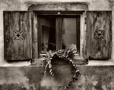 French Windows, Alsace, Europe, France, Explore, Travelling, Photography, Painting, Art