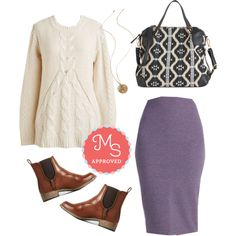 Keep Austin Wonderful Skirt
