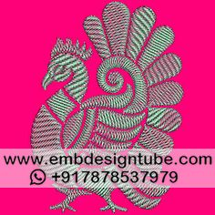 Looking for Patch Embroidery Design 18724? Check out Patch Embroidery Design 18724 from embdesigntube.com Saree Painting, Fabric Painting, Embroidery Motifs, Applique Embroidery Designs, Motif Design, Floral Design, Paint Designs, Blouse Designs, Patches