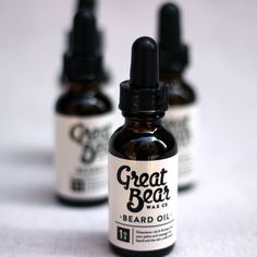 This sweet almond oil and grapeseed oil mixture will moisturize, nourish and soften your beard—as well as the dry skin underneath. What it won't do: clog your pores along the way. About the maker: Gre
