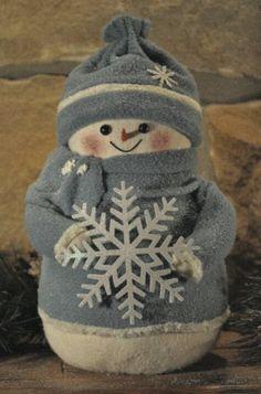 Du bist ja ein hübscher Schneemann mit einem niedlichen Gesicht ⛄❄⛄.