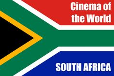 Cinema of the World - South Africa Foreign Movies, South Africa, Cinema, African, Film, World, Movie Posters, Movie, Movies
