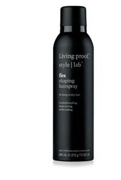 Living Proof - hairspray, no residue