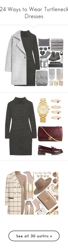 """""""24 Ways to Wear Turtleneck Dresses"""" by polyvore-editorial ❤ liked on Polyvore featuring sweaterdress, waystowear, Madewell, MANGO, H&M, Joybird Furniture, Nails Inc., Lipsy, Tom Dixon and D.L. & Co."""
