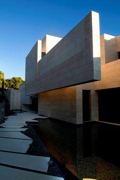 House in Marbella, A-cero #house #home #design #architecture