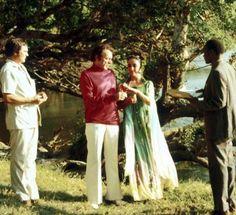 エリザベス・テイラー6度目の結婚式