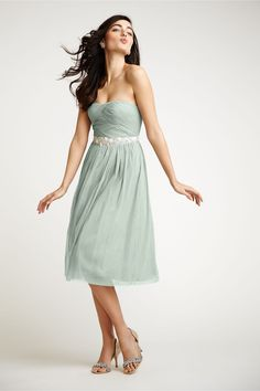 Beautiful Bridesmaid Dress - www.theperfectpalette.com - New Designs for Spring 2015!
