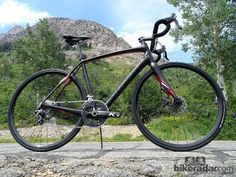 Specialized Roubaix Expert Disc.   Yup, you read that right, Disc!