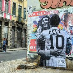 buenocaos in Rio de Janeiro. Location: Rua da Lapa.