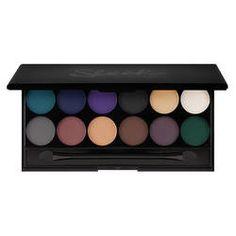 I-Divine Ultramatte - Palette de Fards à Paupières de Sleek MakeUP sur Sephora.fr Parfumerie en ligne