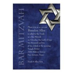 >>>The best place          Bar Mitzvah Dk. Blue Suede Grunge Silver Star Personalized Invitations           Bar Mitzvah Dk. Blue Suede Grunge Silver Star Personalized Invitations lowest price for you. In addition you can compare price with another store and read helpful reviews. BuyHow to    ...Cleck Hot Deals >>> http://www.zazzle.com/bar_mitzvah_dk_blue_suede_grunge_silver_star_invitation-161429967229138685?rf=238627982471231924&zbar=1&tc=terrest
