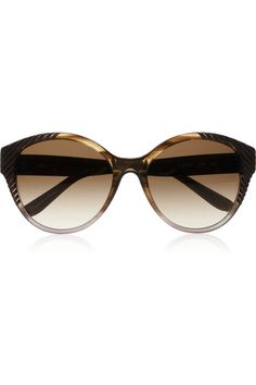Chloé Cat eye acetate sunglasses
