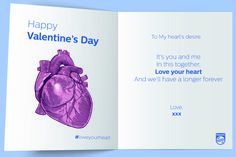 To celebrate the day of the heart share this card with the one you love: ''From the bottom of my heart to yours this Valentine's Day'' Pineapple Health Benefits, Forever Love, Happy Valentines Day, Feel Good, Love You, Feelings, Live, Heart, Te Amo