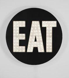 EAT // Robert Indiana