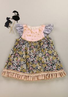 School's Out For Summer Flutter Dress (RV $72)