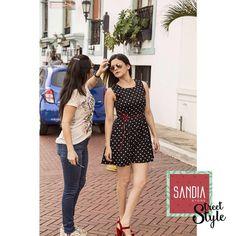 Otro #makingof durante la sesión de #SandiaStreetStyle en Casco Viejo Panamá