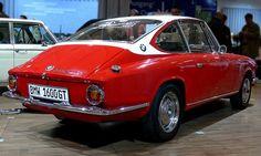 1967-1968 BMW 1600 GT (Glas Based)