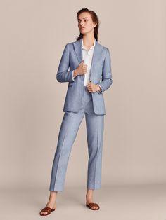 8a68ae68cc Las 7 mejores imágenes de pantalon lino mujer