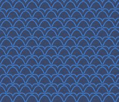 another possibility for bedroom drapes: lorenloop_linen fabric by holli_zollinger on Spoonflower - custom fabric