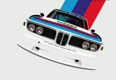 BMW. 6 ILLUSTRATION.