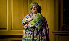 Camila Batmanghelidjh  The founder of Kid's Company, which offers practical, emotional and educational support to vulnerable inner-city children