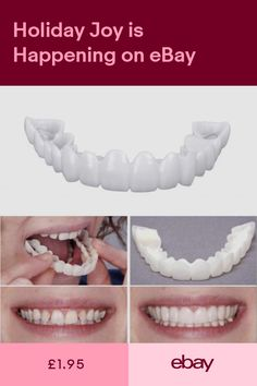 Teeth Veneers Cosmetic Dentistry Snap on Instant Perfect Smile Comfort Fit Flex Perfect Smile Teeth, Fat Burning Smoothie Recipes, Snap On Smile, Veneers Teeth, Cosmetic Dentistry, Dental Care, Teeth Whitening, Lose Belly Fat, Cosmetics