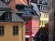 Stockholm - Gamla Stan, St Nyg by Olof S